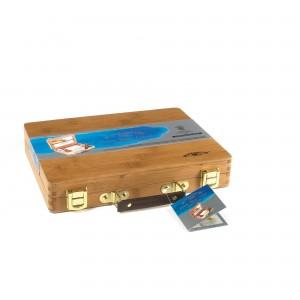 Acquerello Professional Water Colour - Cassetta in Bamboo - Winsor&Newton