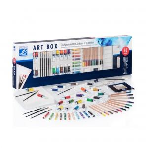 Confezione Art Box - 76pz. - LeFranc&Bourgeois