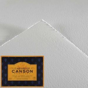 Blocco di Carta Heritage Grana Fine - 36x26cm. - 12 Fogli - 300gr. - Canson