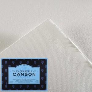 Blocco di Carta Heritage Grana Ruvida - 36x26cm. - 12 Fogli - 300gr. - Canson