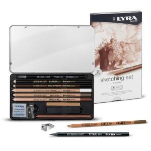 Rembrandt - Set Sketching - Lyra