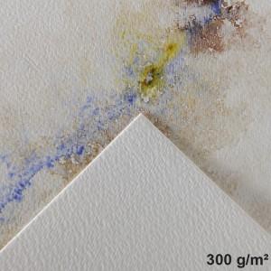 Blocco di Carta Montval 12 Fogli - 24x32cm. - 300 gr. - Canson
